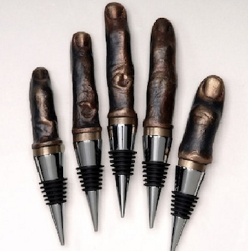 Dead Mans Fingers Wine Stoppers