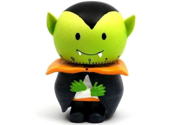 Cute Vampire Kitchen Timer