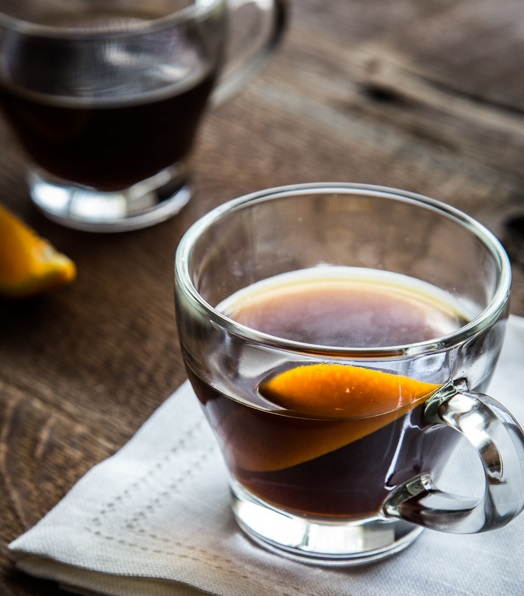 Gingerbread Hot Toddy
