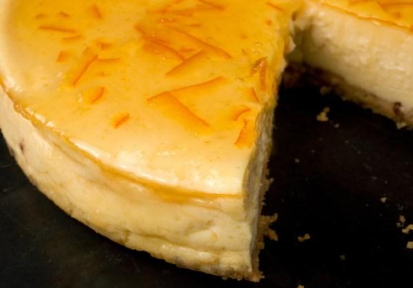 Harvey Wallbanger Cheesecake