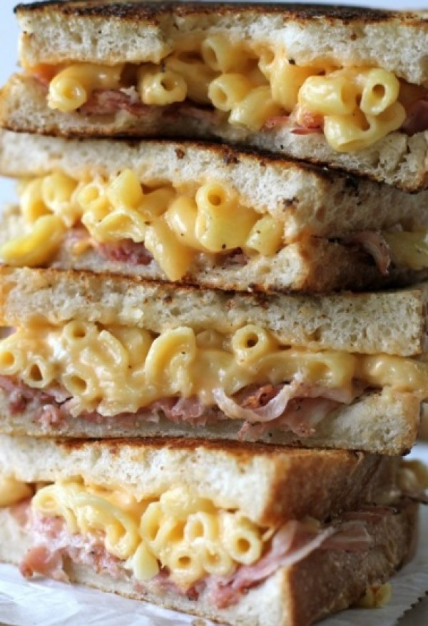 World's Best Ham and Cheese Sandwich