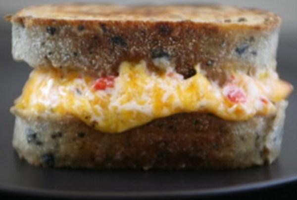 World's Best Pimento Cheese Sandwich