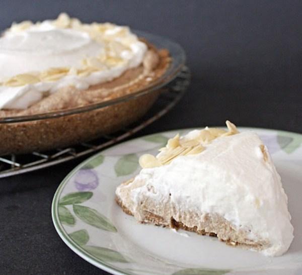 Vegan Lemon Cream Pie