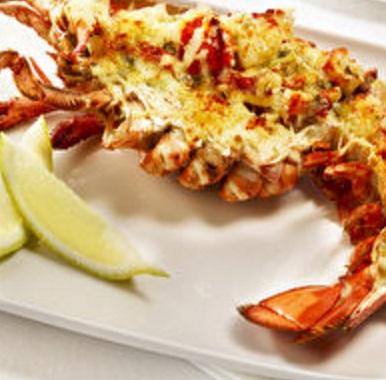 Schrafft's Lobster Thermidor