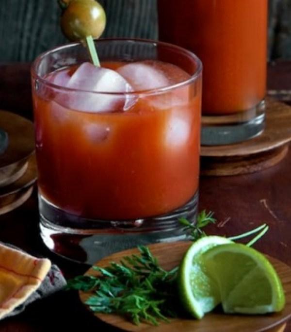 Sriracha Bloody Mary