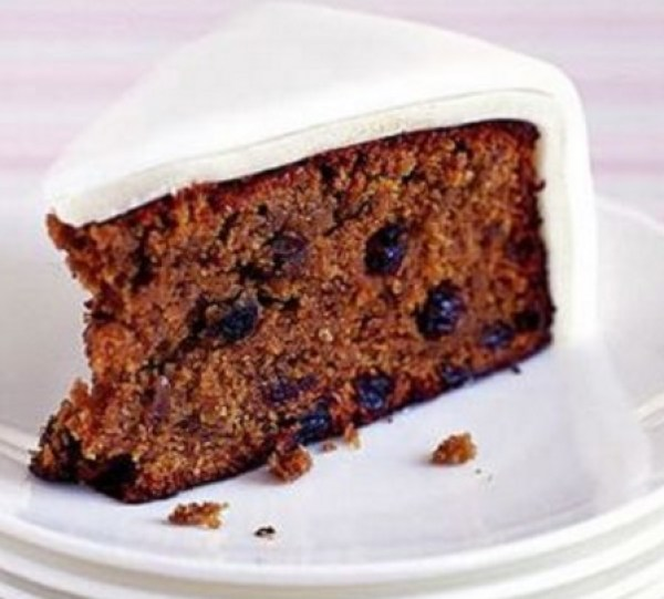 Apple Fruitcake