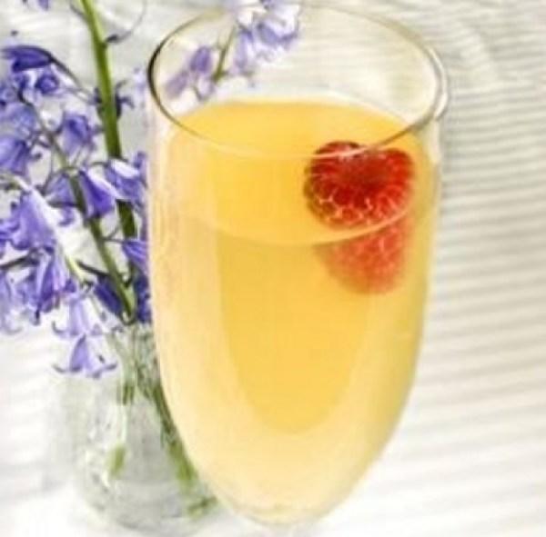 Homemade Mock Champagne