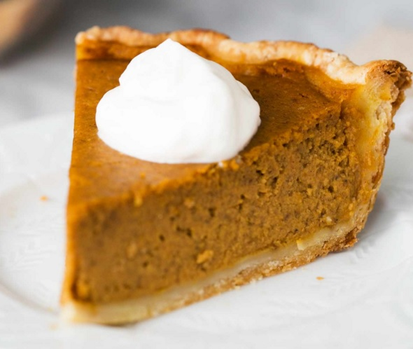 Old Fashioned Pumpkin Pie