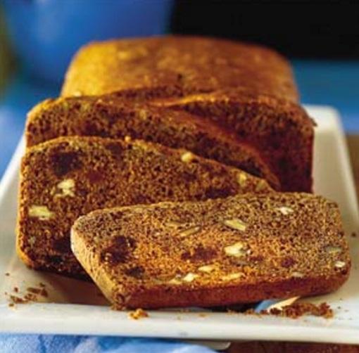 Whole Wheat Date Nut Bread