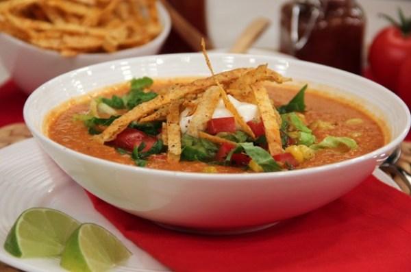 Mexican Pepper Pot Soup