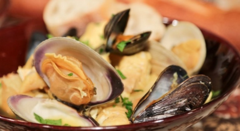 Julia Child's Bouillabaisse