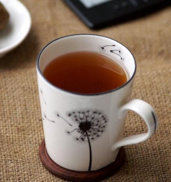 Homemade Green Tea