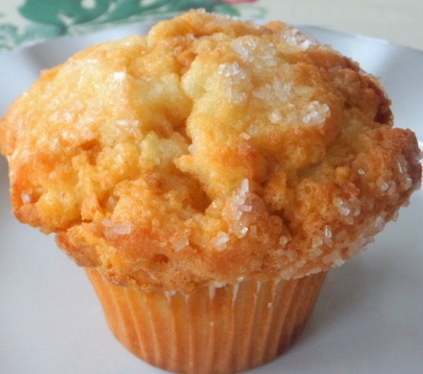 Hot Buttered Rum Muffins