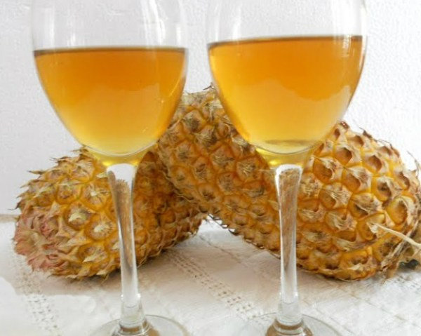 Pineapple Wine