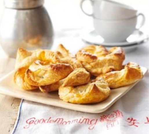 Cinnamon Croissants