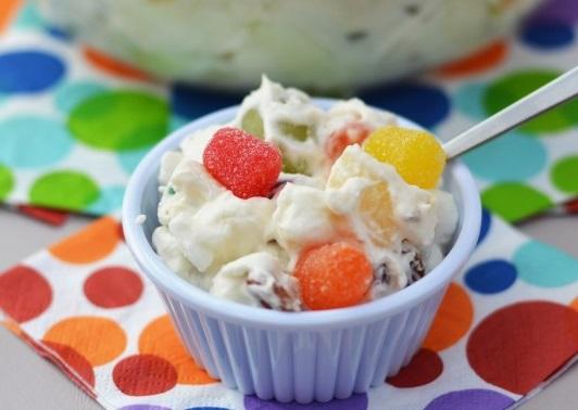 Gumdrop Salad