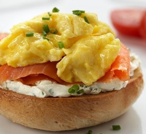 Top 10 Lunchtime Recipes for Bagels and Lox