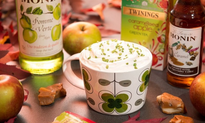 Toffee Apple Tea