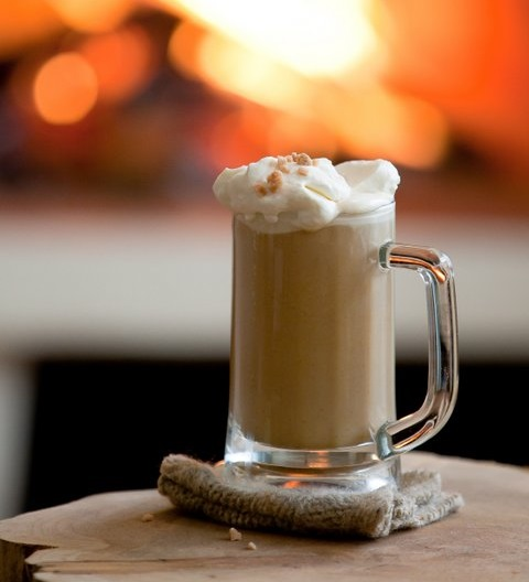 Pumpkin Toffee Coffee