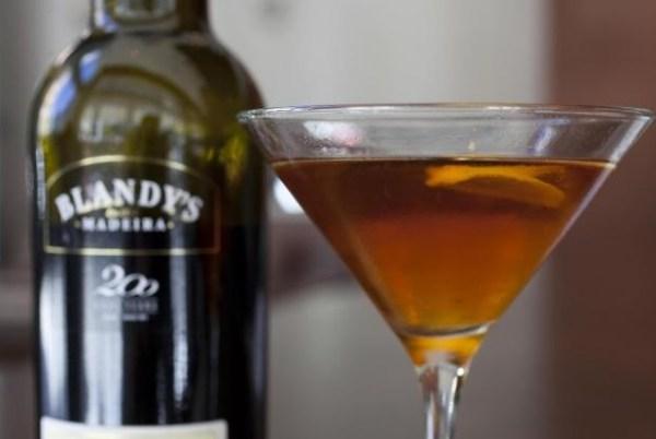 Prospector Wine Cocktail