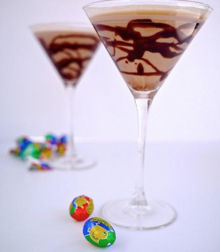 Creme Egg Martini
