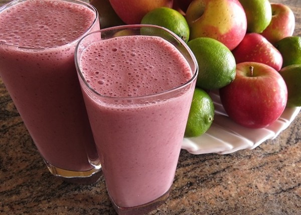 Chocolate & Cherry Recovery Smoothie