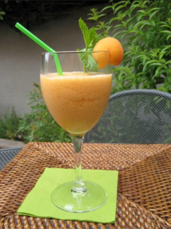 Apricot Piña Colada