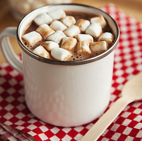 Nutella Luxury Hot Chocolate