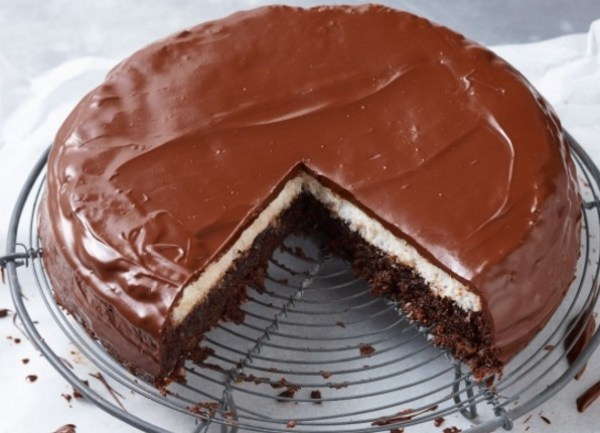 Gluten-Free Chocolate Coconut Torte