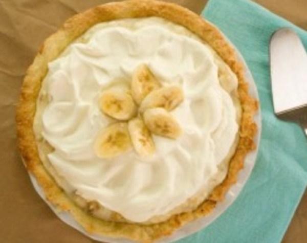 Caramel & Banana Cream Pie