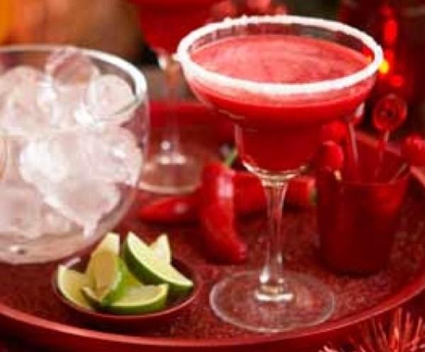 Raspberry & Chilli Margarita