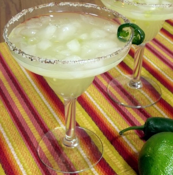 Chili Lime Margarita