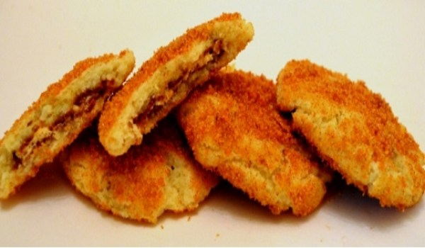 Cheese Doodle Snickerdoodles