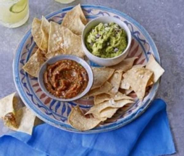 Classic Homemade tortilla chip
