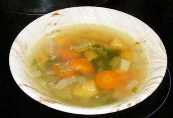 Classic Turkey Neck Soup
