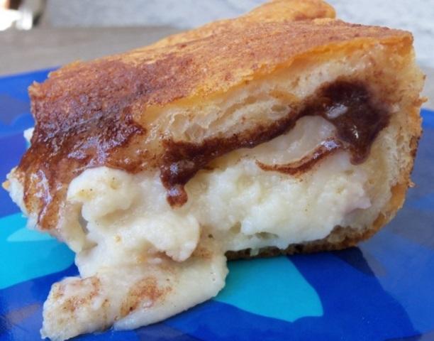 Cream Cheese Cinnamon Crescent Rolls