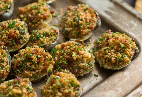 Ultimate Filled Clams On The Halfshell