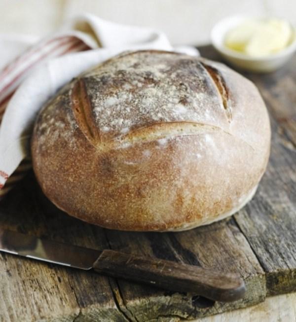 Traditional Sourdough Bread