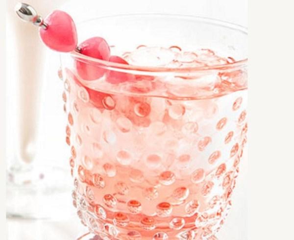 Pink Jelly Bean Maraschino