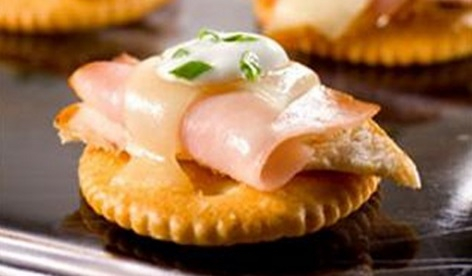 Cordon Bleu Ritz Toppers