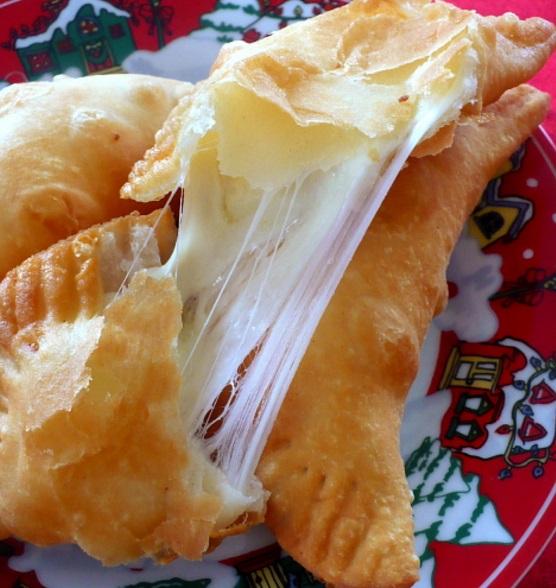 Cheese Empañadas