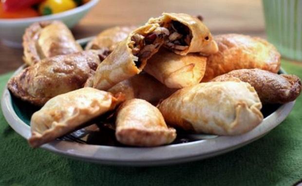 Chicken And Chorizo Empañadas