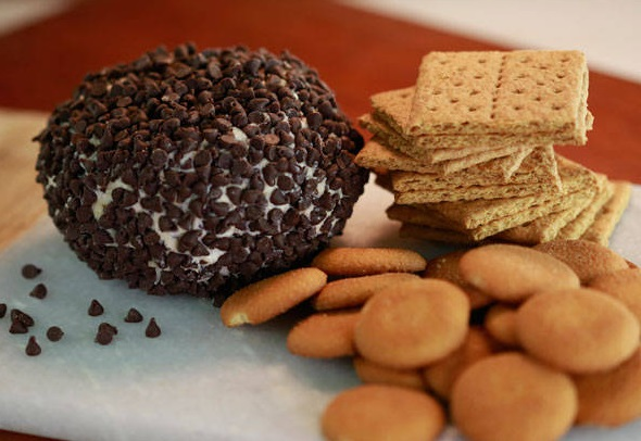 Cannoli Cheese Ball