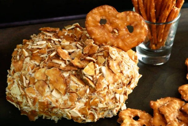 Honey-Dijon Cheese Ball