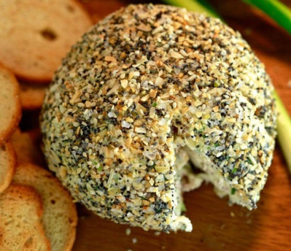 Bagel Cheese Ball
