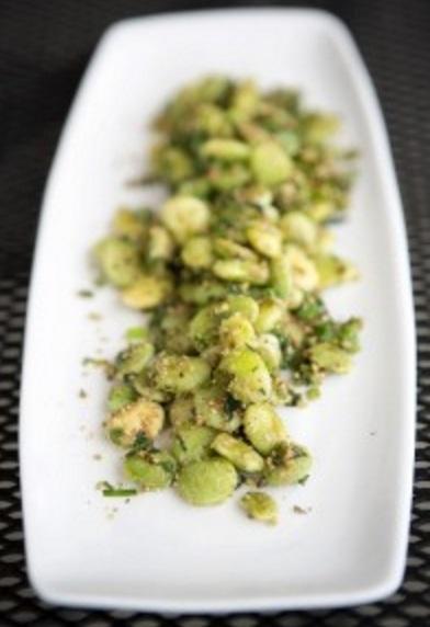 Tok-sel Lima Beans