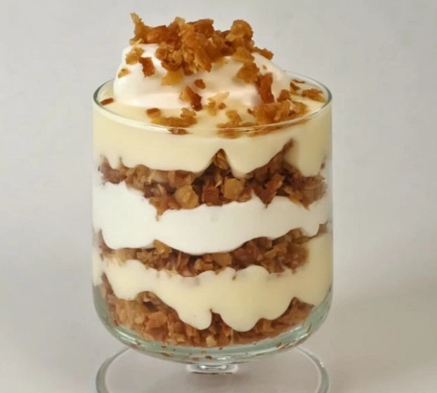 Ultimate Vanilla Pudding