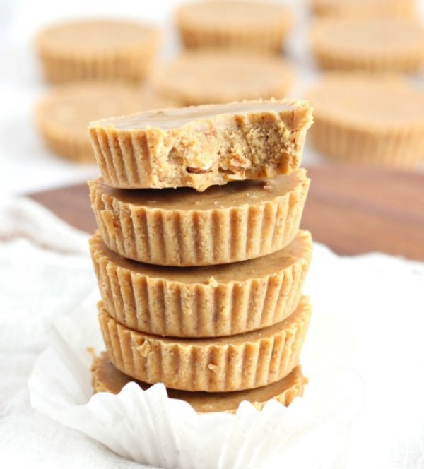 Honey and Almond Fudge