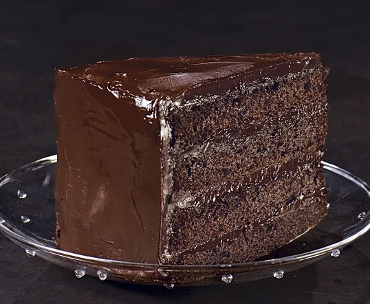Southern Style Devil's Food Cake