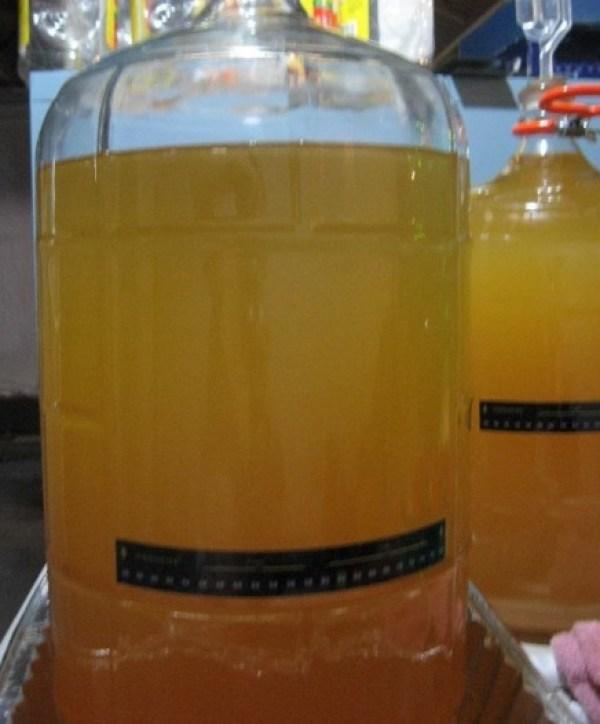 Caramel Apple Hard Cider